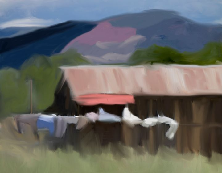Midsummer's Moment #2 (Abstract) - Jonathan P. Thompson