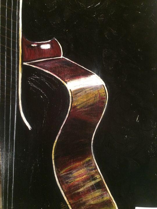 Ahh Acoustic - Michelle Ollen