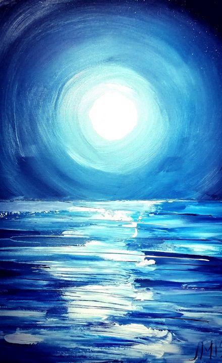 Moonlight tide - Morrisarty