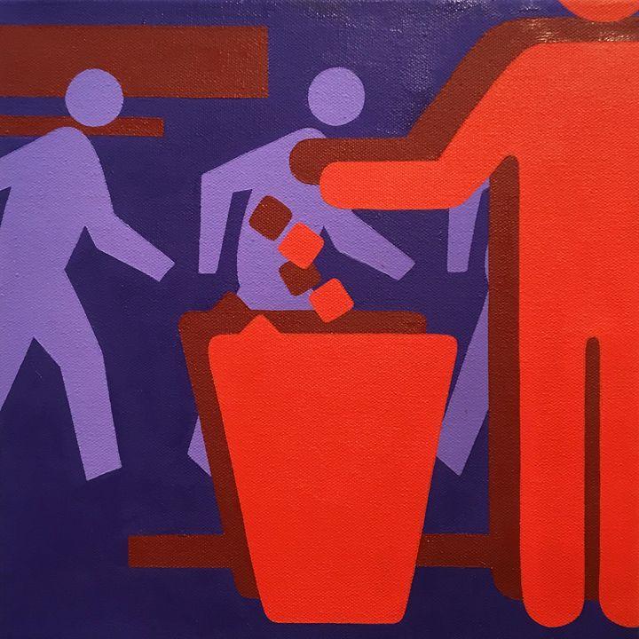 Consumption 3 - The Modern Americana