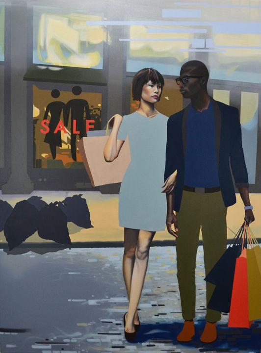 Shoppers - The Modern Americana