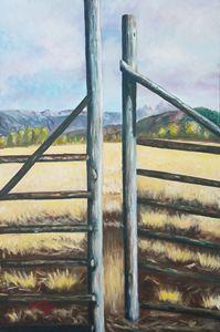 Wyoming Cowboy Ranch - Tiscar Valles