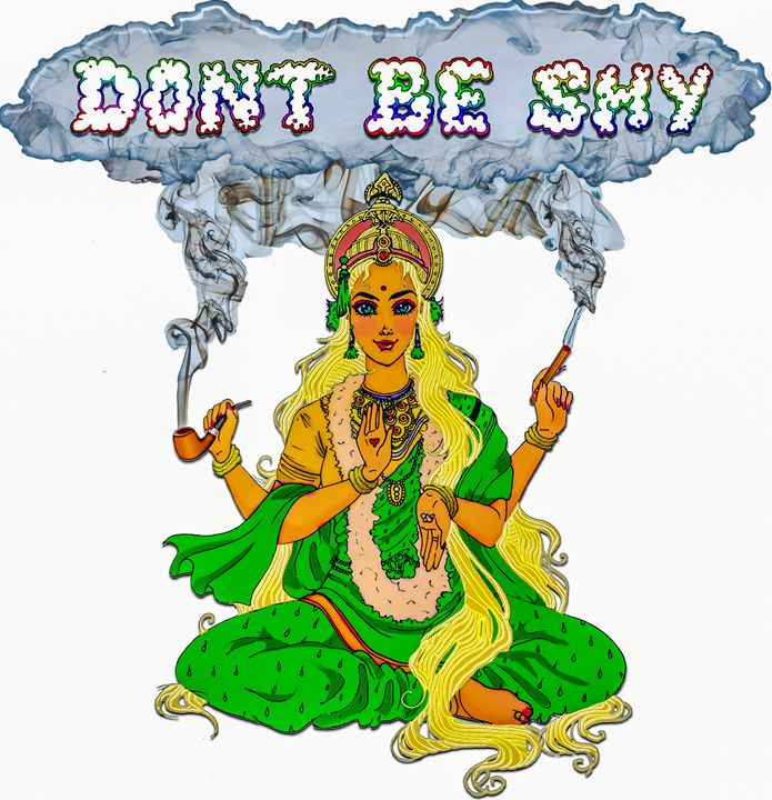 Dont Be Shy main logo - Dont Be Shy