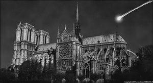 La Prophétie de Notre-Dame (B&W)