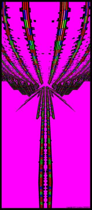 RNM : Rose Numériquement Modifiée - Jonathan THEBAULT