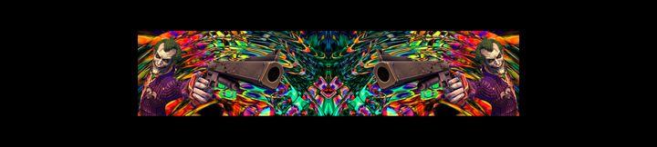 Joker (Psychedelic Mirror Effect) - Jonathan THEBAULT