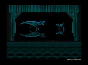 Théâtre d'Opération (Bleu)