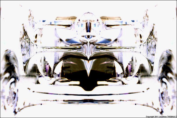 Isotropie 5 - Jonathan THEBAULT