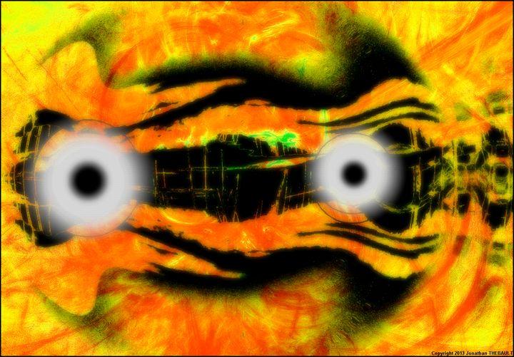 Earth Spirit -Hot - Jonathan THEBAULT