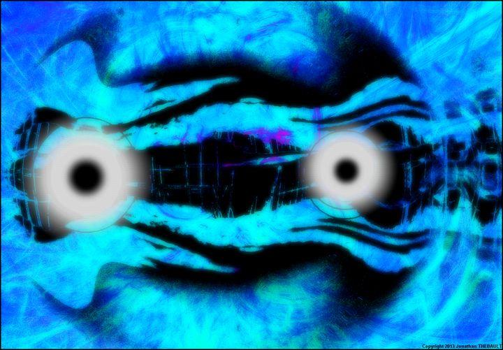 Earth Spirit -Ice - Jonathan THEBAULT