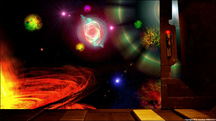L'Odyssée de la Création - Jonathan THEBAULT