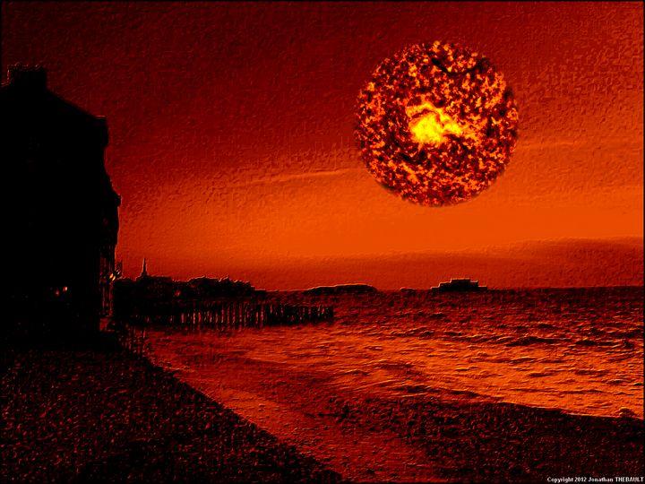 Dilatation Thermique - Jonathan THEBAULT