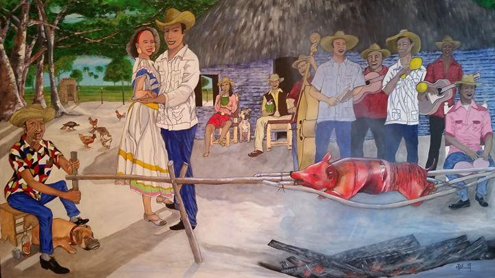 Guateque cubano - villasArts