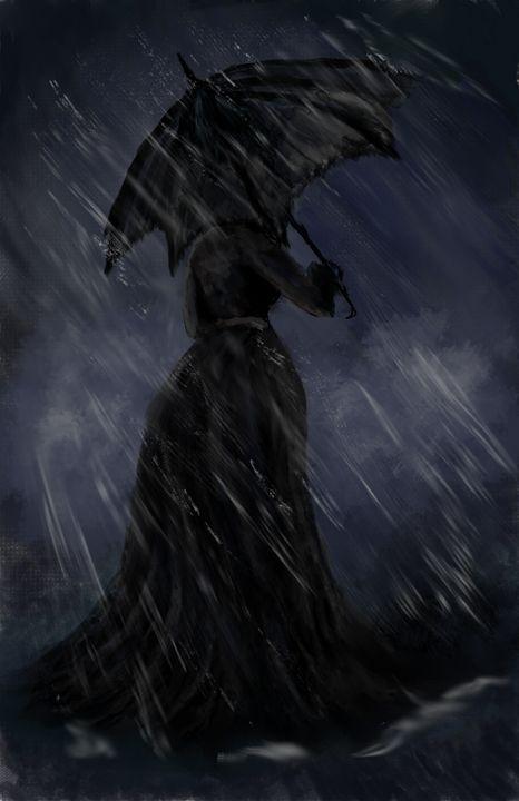 Standing in the Rain - Kim Jane