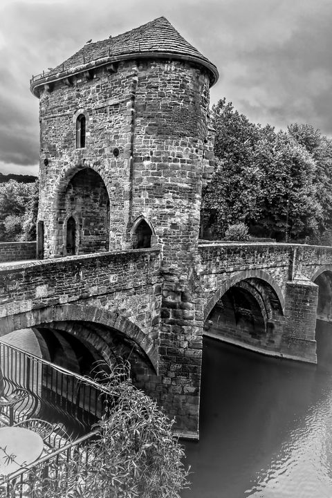The Gateway To Monmouth - Ian W Lewis