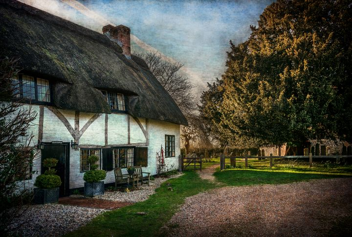 Sulhamstead Abbots Cottages - Ian W Lewis