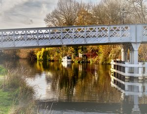 Through Whitchurch Toll Bridge