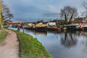 Boats On The Kennet