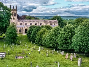 Church Of St Andrew Aysgarth