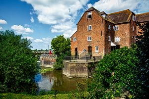 The Abbey Mill At Tewkebury
