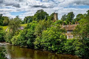The Culloden Tower Richmond Yorkshir