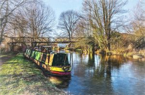 Winter On The Kennet