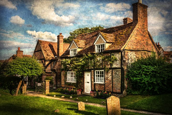 A Corner of Turville - Ian W Lewis
