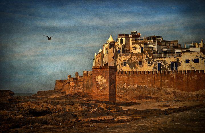 Essaouira - Ian W Lewis