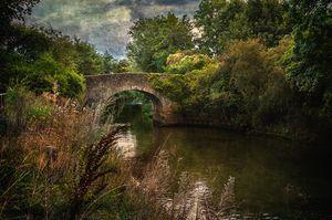 The Bridge at Culham Lock