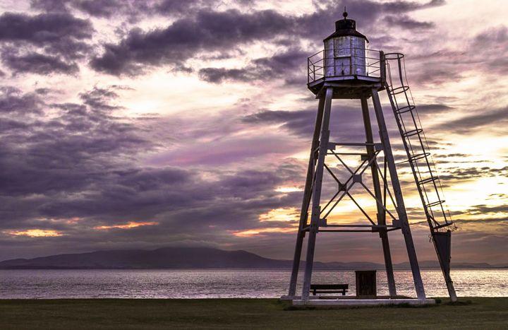 Silloth Lighthouse - Ian W Lewis