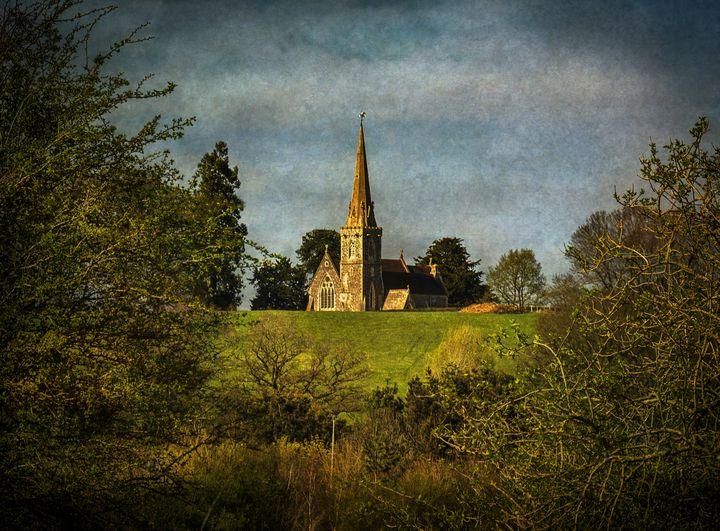 Over The Kennet Valley To Midgeham - Ian W Lewis