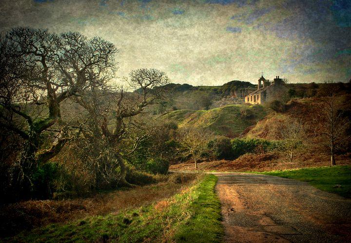 An Anglesey Lane - Ian W Lewis