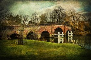 The Old Bridge at Sonning