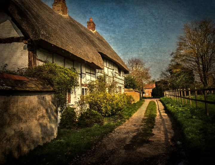 Cottages in Blewbury - Ian W Lewis