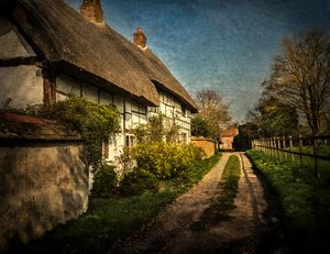 Cottages in Blewbury