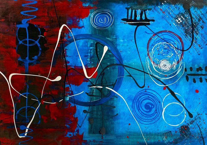 Abstract - Shiyas Arts