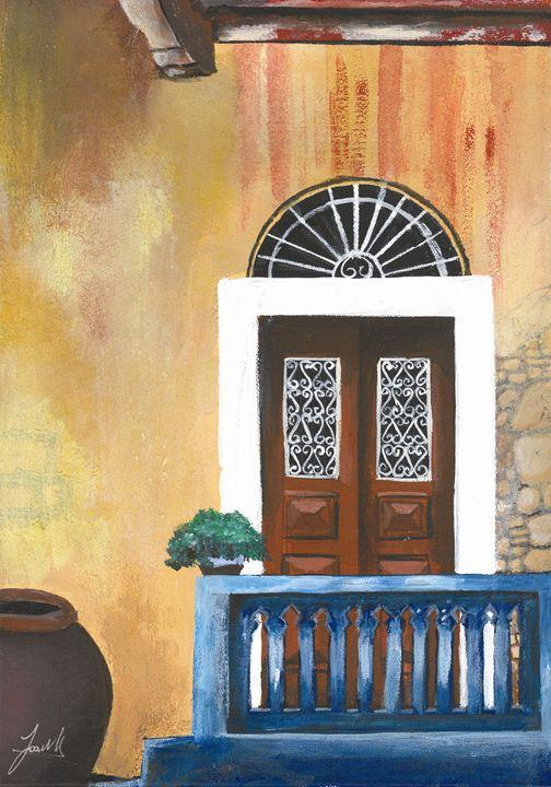 Mediterranean Architecture - m_artist