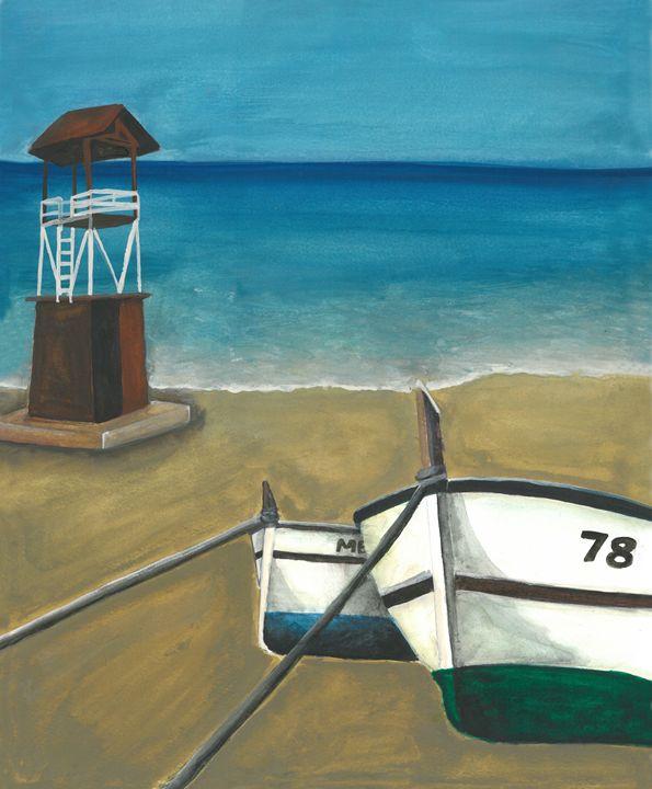 Boats - m_artist