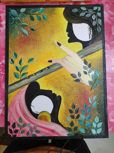 Love in painting