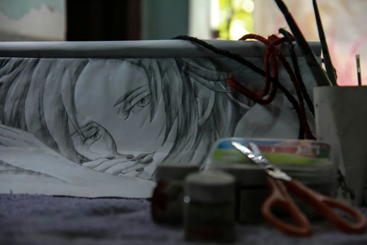 Dream Girl - Monu Gallery