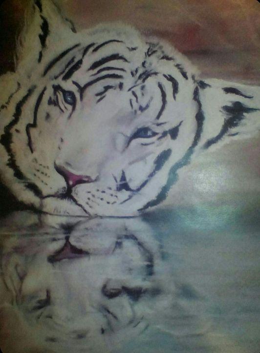 Reflections - Wildlife in art