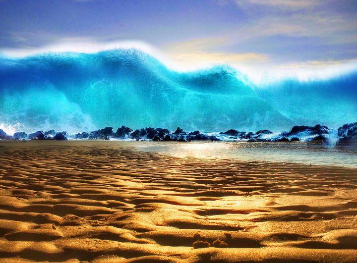 Ocean Blue - Saltydog Productions