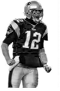 Tom Brady  the New England Patriots - Oxford Bowen