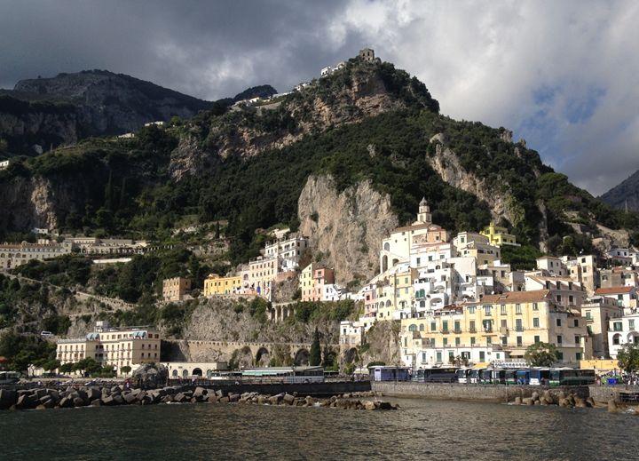 Amalfi Still - hawkARTS