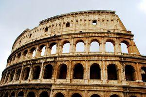 Roman Colosseum 2013