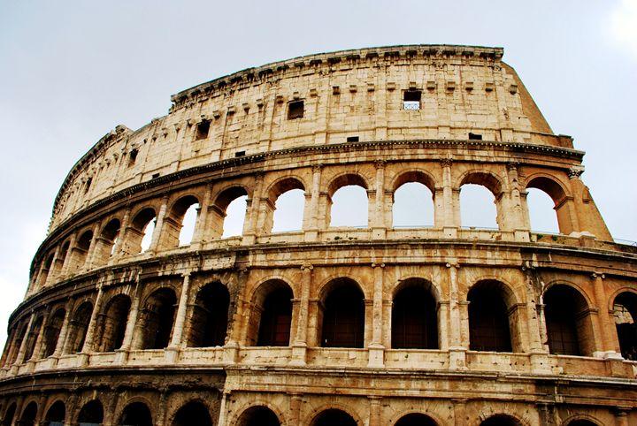 Roman Colosseum 2013 - hawkARTS