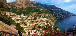 Summer in Positano