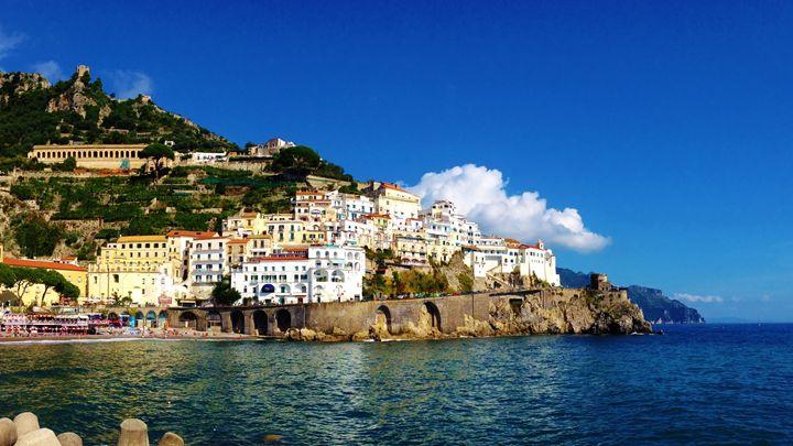 Amalfi Summer - hawkARTS