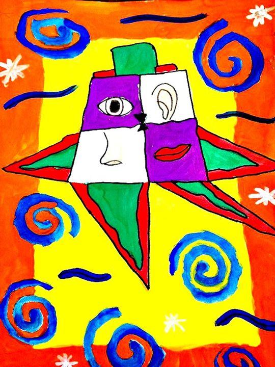 Abstract art - FGHFGFJ