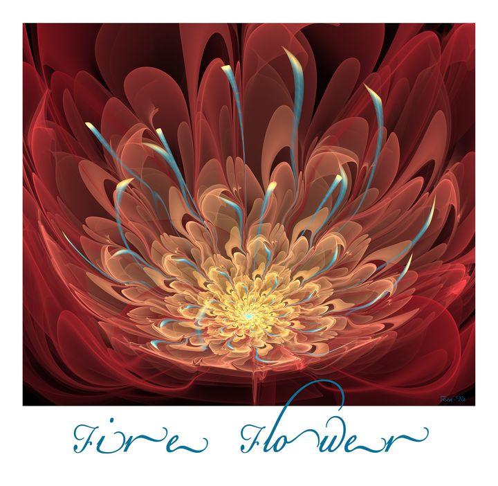 Fire Flower - Zen-Rt